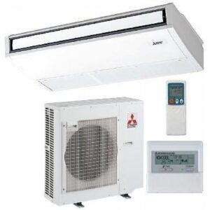 Напольно-потолочный кондиционер Mitsubishi Electric PCA-RP100KA / PUHZ-P100VHA