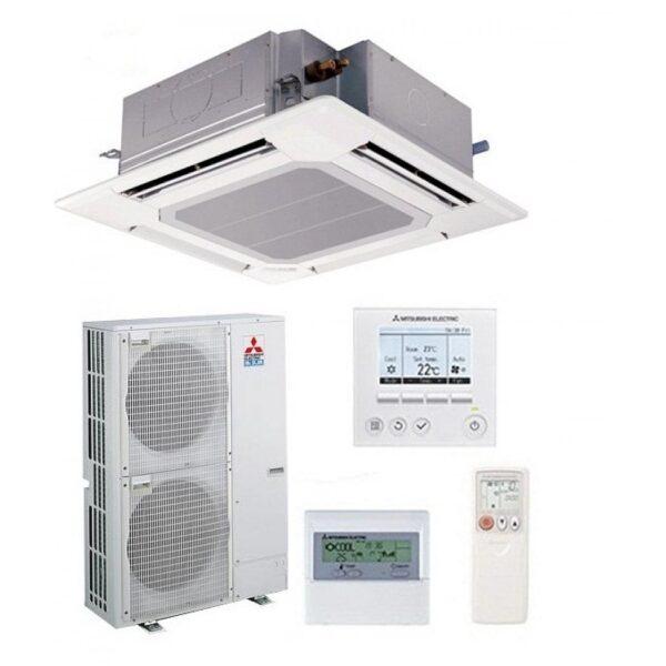 Кассетный кондиционер Mitsubishi Electric PLA-RP140 BA / PUHZ-RP140VKA