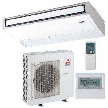 Напольно-потолочный кондиционер Mitsubishi Electric PCA-RP100KA / PUHZ-P100YHA