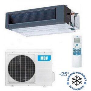 Канальный кондиционер MDV MDTB-60HWN1/MDOU-60HN1 - L