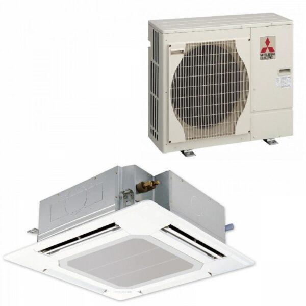 Кассетный кондиционер Mitsubishi Electric PLA-ZRP71BA/PUHZ-ZRP71VHA
