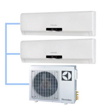 Мульти сплит-система Electrolux EACO/I-14 FMI-2/N3_ERP (на 2 комнаты)