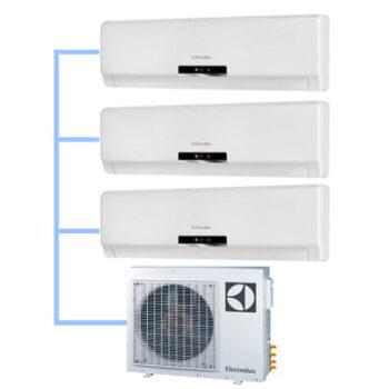 Мульти сплит-система Electrolux EACO/I-24 FMI-3/N3_ERP (на 3 комнаты)