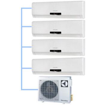 Мульти сплит-система Electrolux EACO/I-28 FMI-4/N3_ERP (на 4 комнаты)